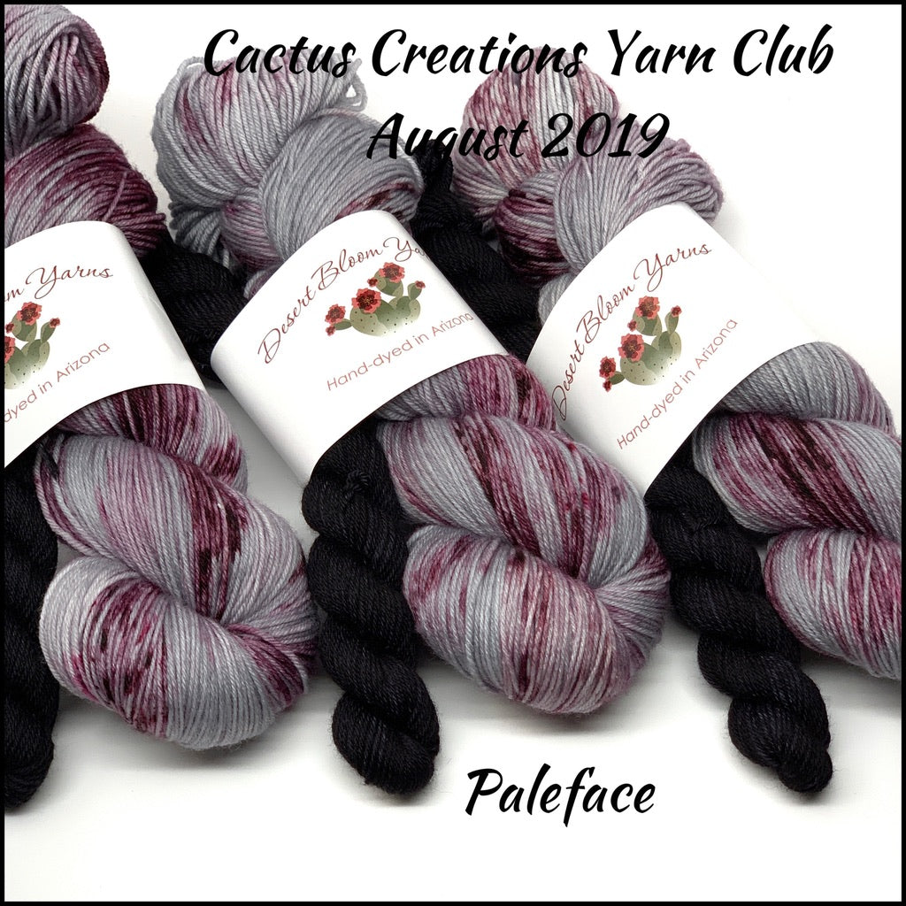 Cactus Creations Yarn Club