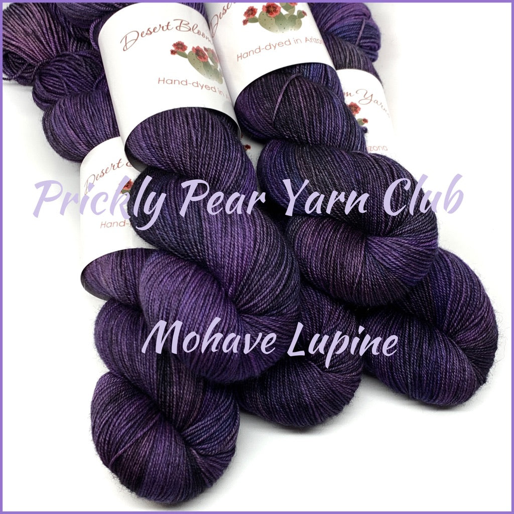 Prickly Pear Yarn Club
