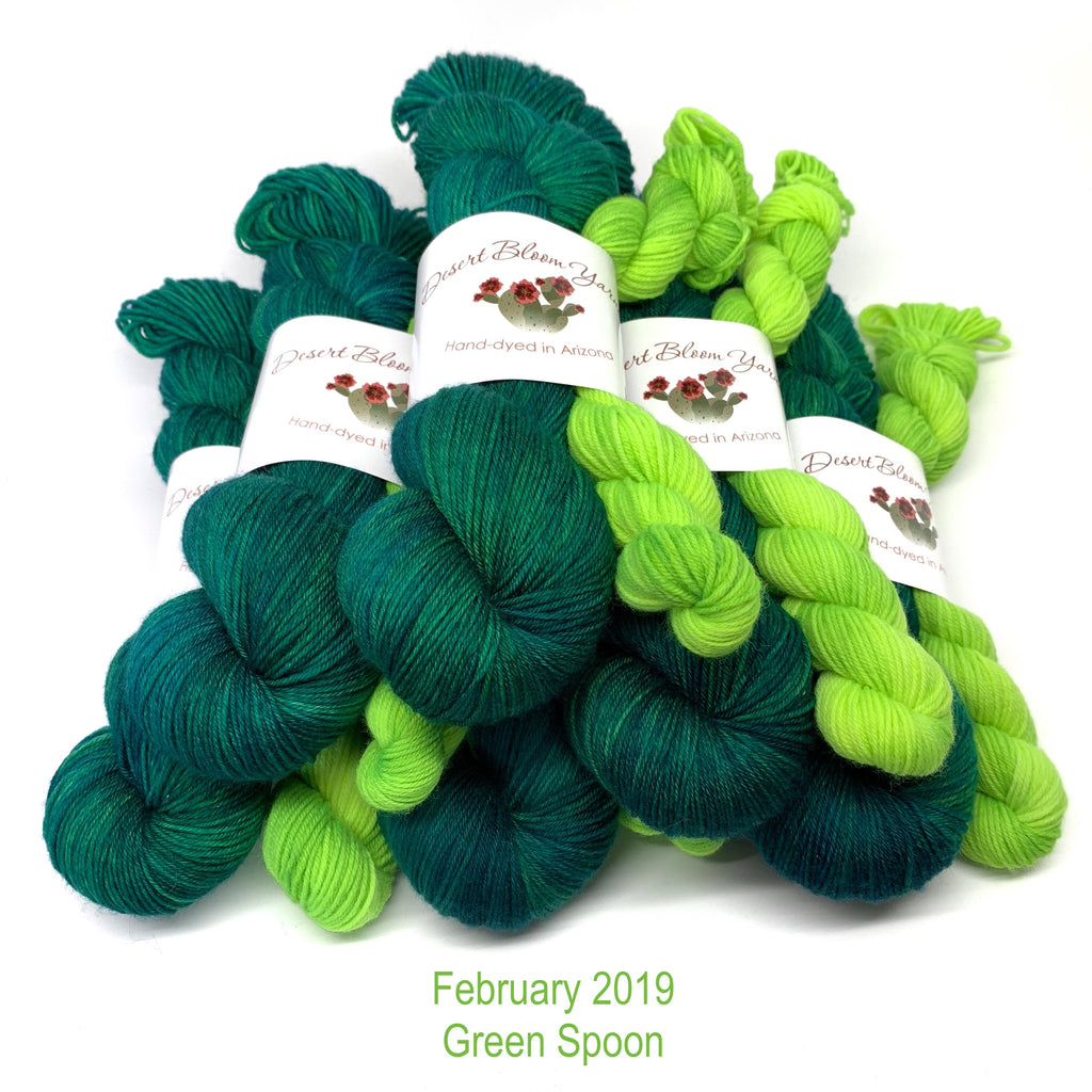 Cactus Creations Yarn Club - Automatic shipment