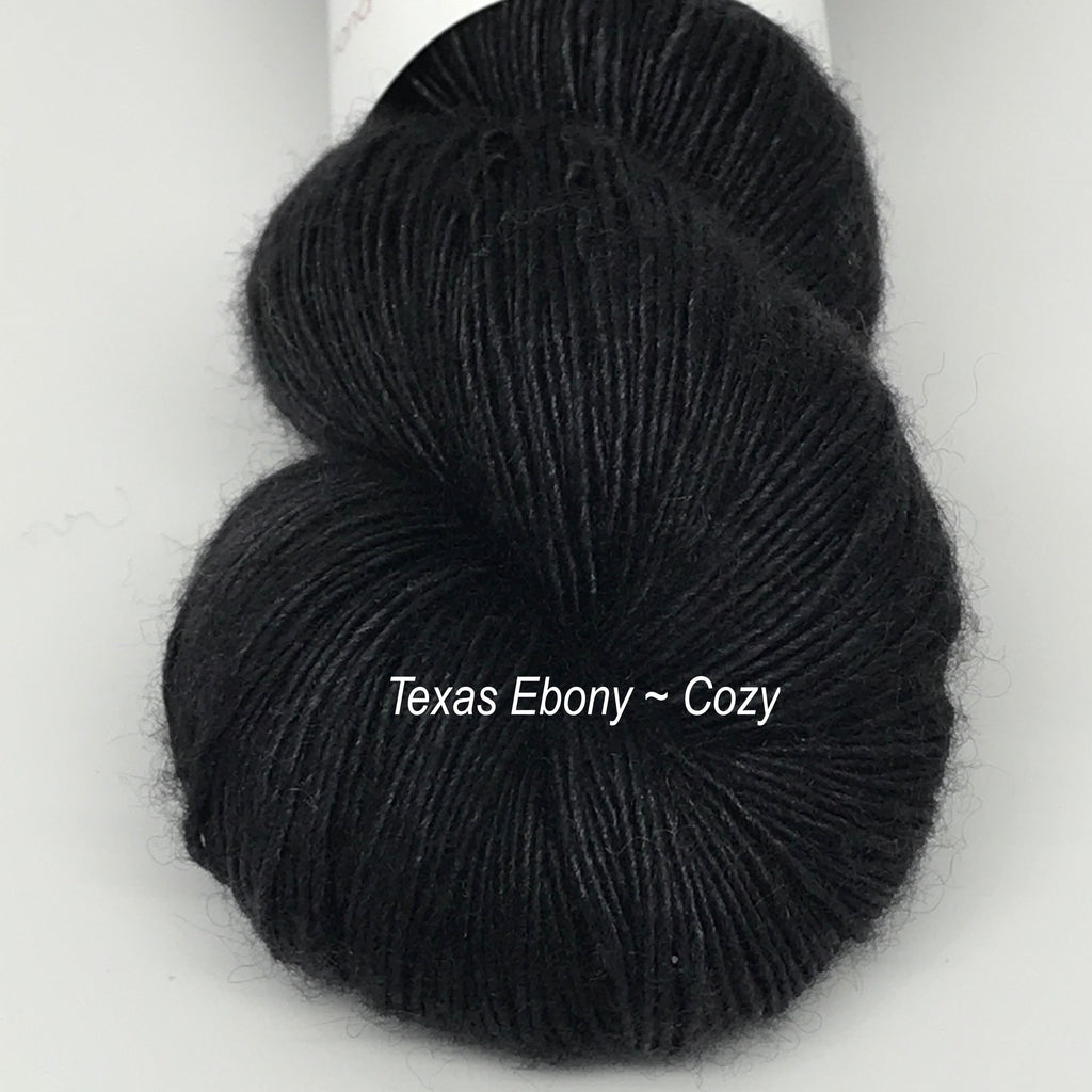 Texas Ebony - Cozy