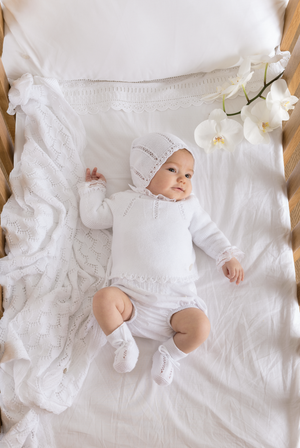 Baby Knit Layette Collection