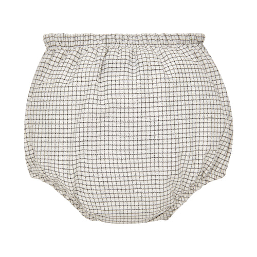 Checkered Diaper Cover