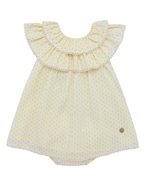 Summer Flutter Dress+Nappy
