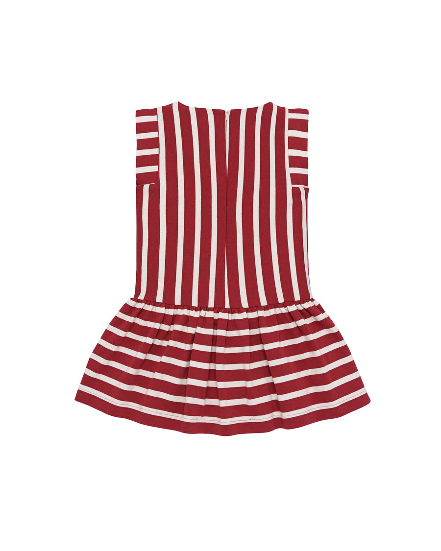 Red Nautical Dress