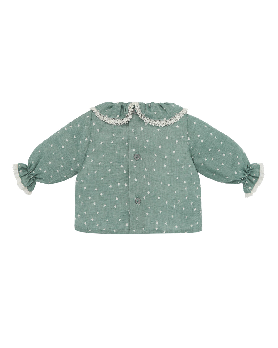 Stars Baby Blouse