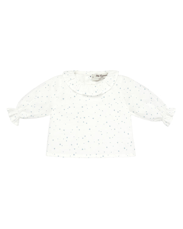 Little Stars Baby Blouse