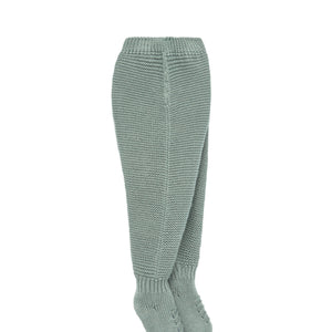 Sage Green Baby Knit Leggings