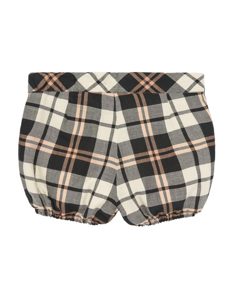Plaid Short Trousers