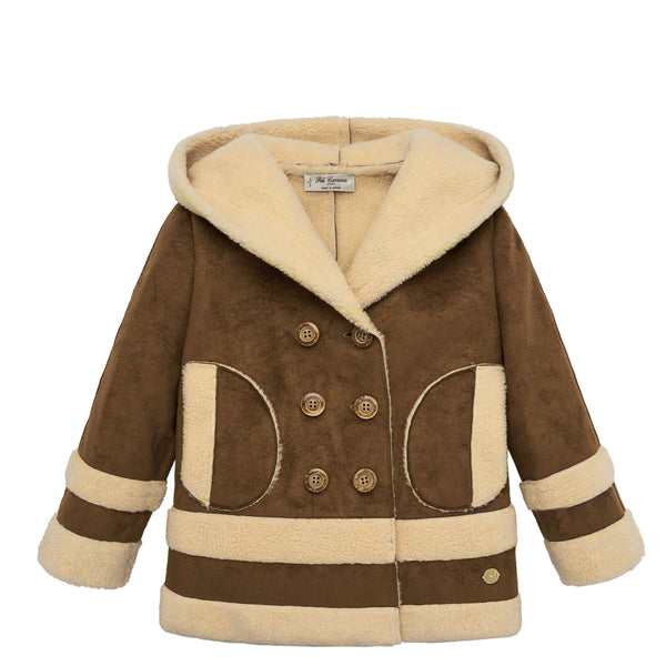 Winter Shearling Coat