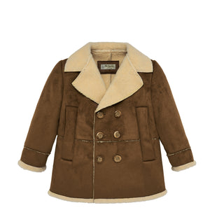 Shearling Heavy Coat