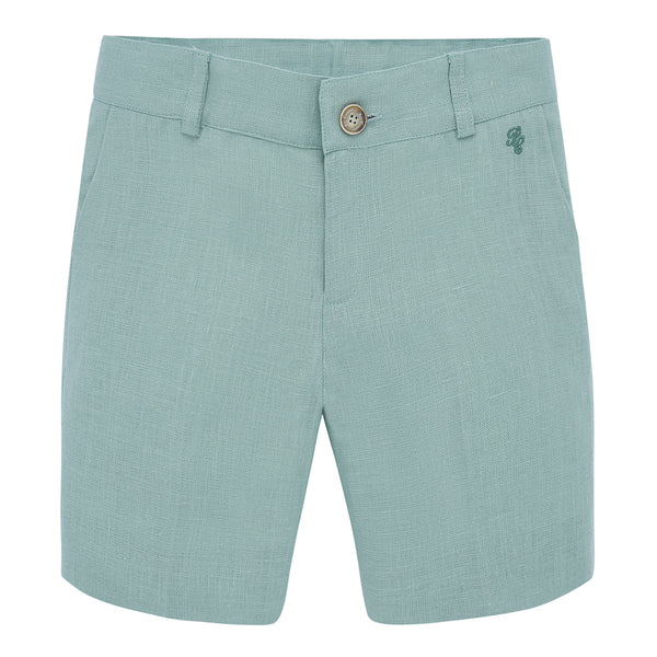 Sage Green Short Trousers