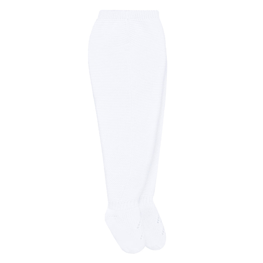 White Baby Leggings