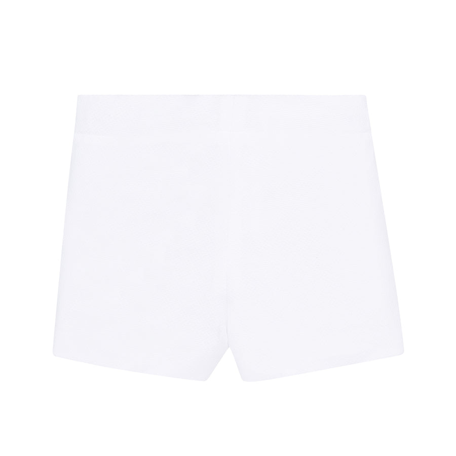White Short Trousers
