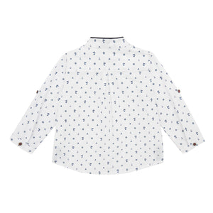 Anchors Dress Shirt