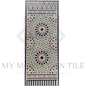 Luxe Mosaic Tile 16-2a