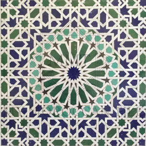Luxe Mosaic Tile 16-2