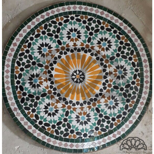 Mosaic Table Top  2401
