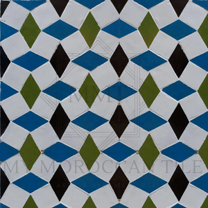Diamond Mosaic Tile