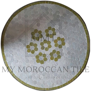 Hexa Mosaic Table Top 6181