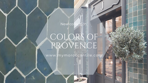 Occi blue of Provence
