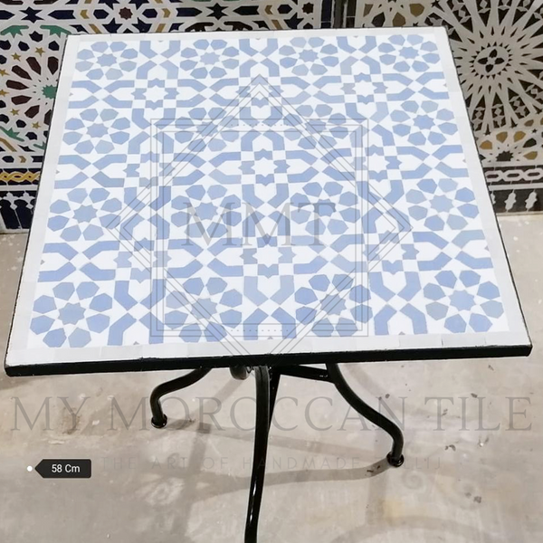 Handmade Moroccan Mosaic Table 2108-20