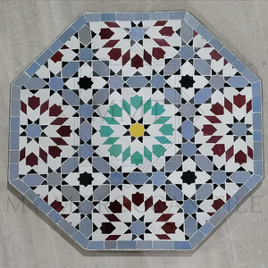 Handmade Moroccan Mosaic Table 2108-17