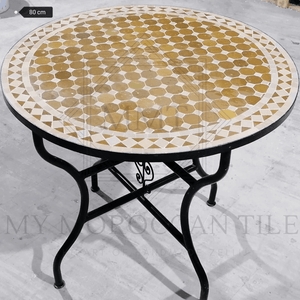 Handmade Moroccan Mosaic Table 2188-10