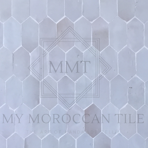 Honeycomb Mosaic Tile
