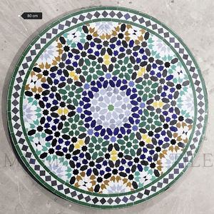 Handmade Moroccan Mosaic Table 2108-16