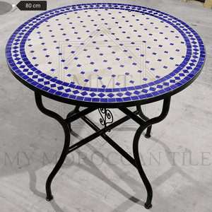 Handmade Moroccan Mosaic Table 2188-11