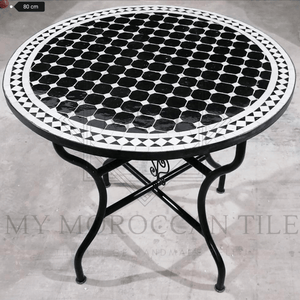 Handmade Moroccan Mosaic Table 2188-09