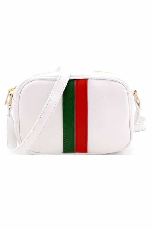 White Mini Cross Body