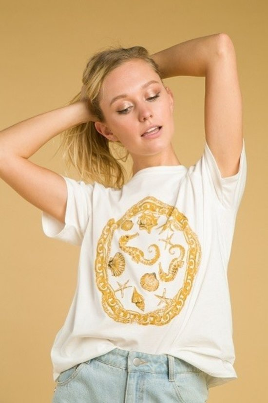 Circle of Riches Tee