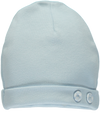 Blue Baby Hat With Buttons