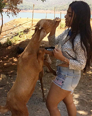 An Interview with Pooja Rathor - Animal Rights Activist