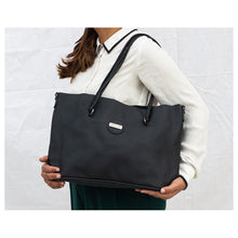 Load image into Gallery viewer, Absolute Mojo Vegan Leather Tote - Broke Mate