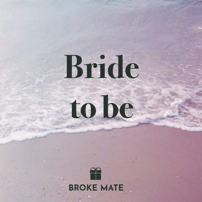 Bride To Be e-Gift Card from Rs. 500 to Rs. 10,000