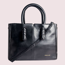 Load image into Gallery viewer, Sunday Ink Knot Handbag - Broke Mate