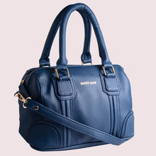 Load image into Gallery viewer, Tuesday Cobalt Women's Satchel - Broke Mate