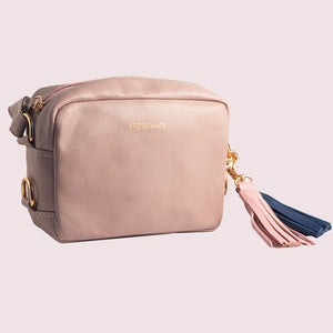 Throwback Flamingo Pouch Sling Bag - Broke Mate