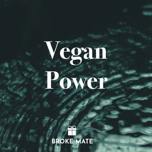 Vegan Power e-Gift Card from Rs. 500 to Rs. 10,000