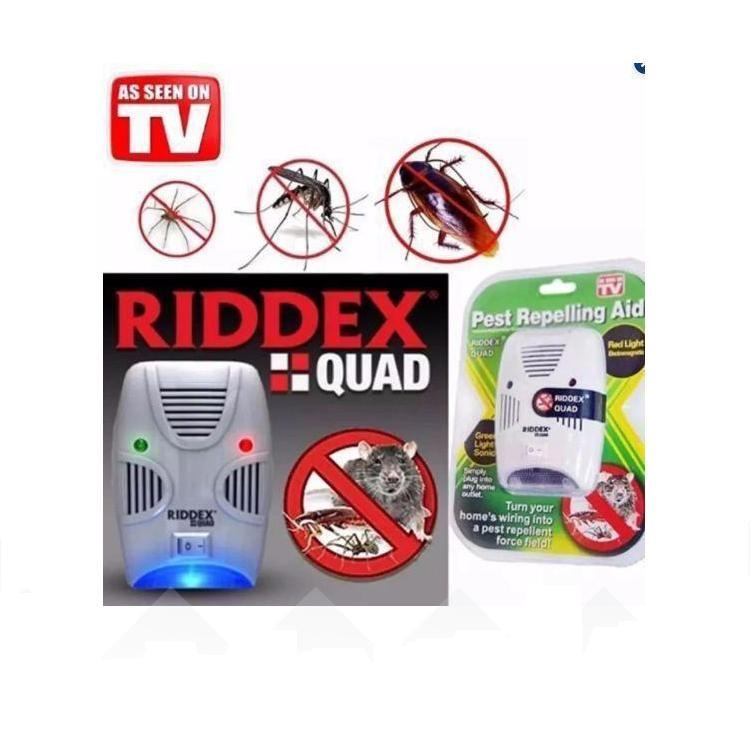 RIDDEX QUAD PEST REPELLER