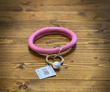 Lizard Skin Key Ring Bracelet
