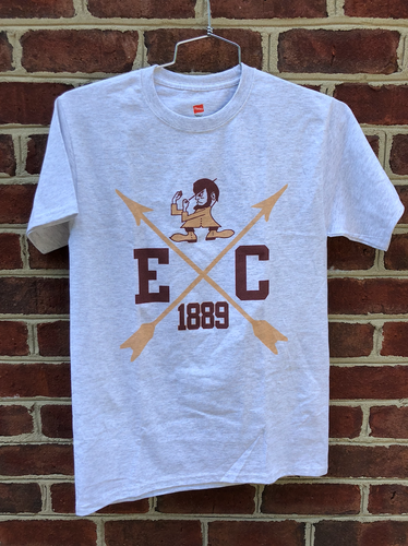 Elon College Arrow Tee