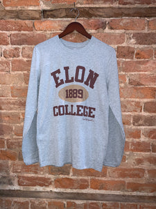 Elon College 1889 Long Sleeve