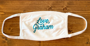 Love Graham Mask