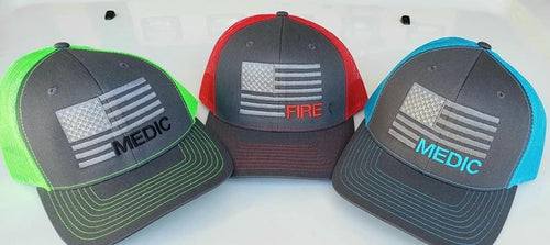 Fire Flag Hat