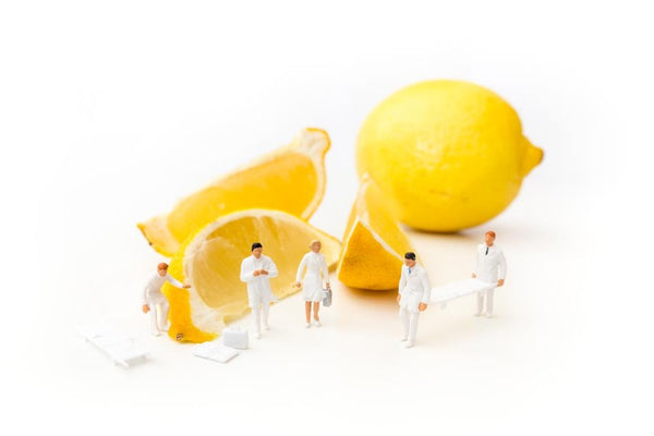 Tiny People - Lemon-aid