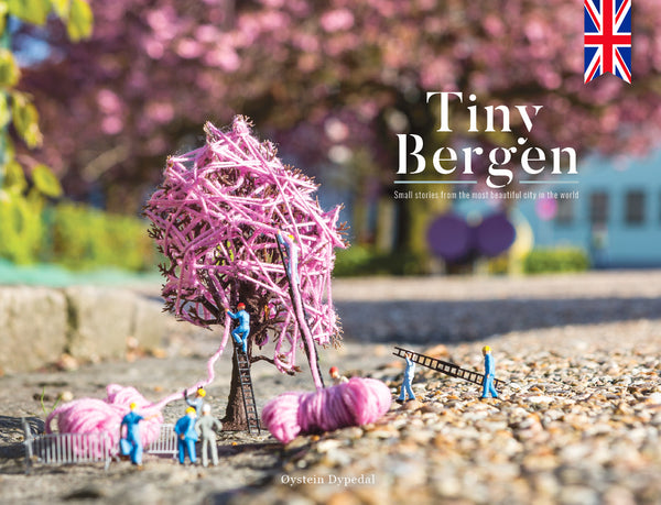 Tiny Bergen - English edition