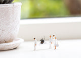 Postkort Tiny People 5 stk #2